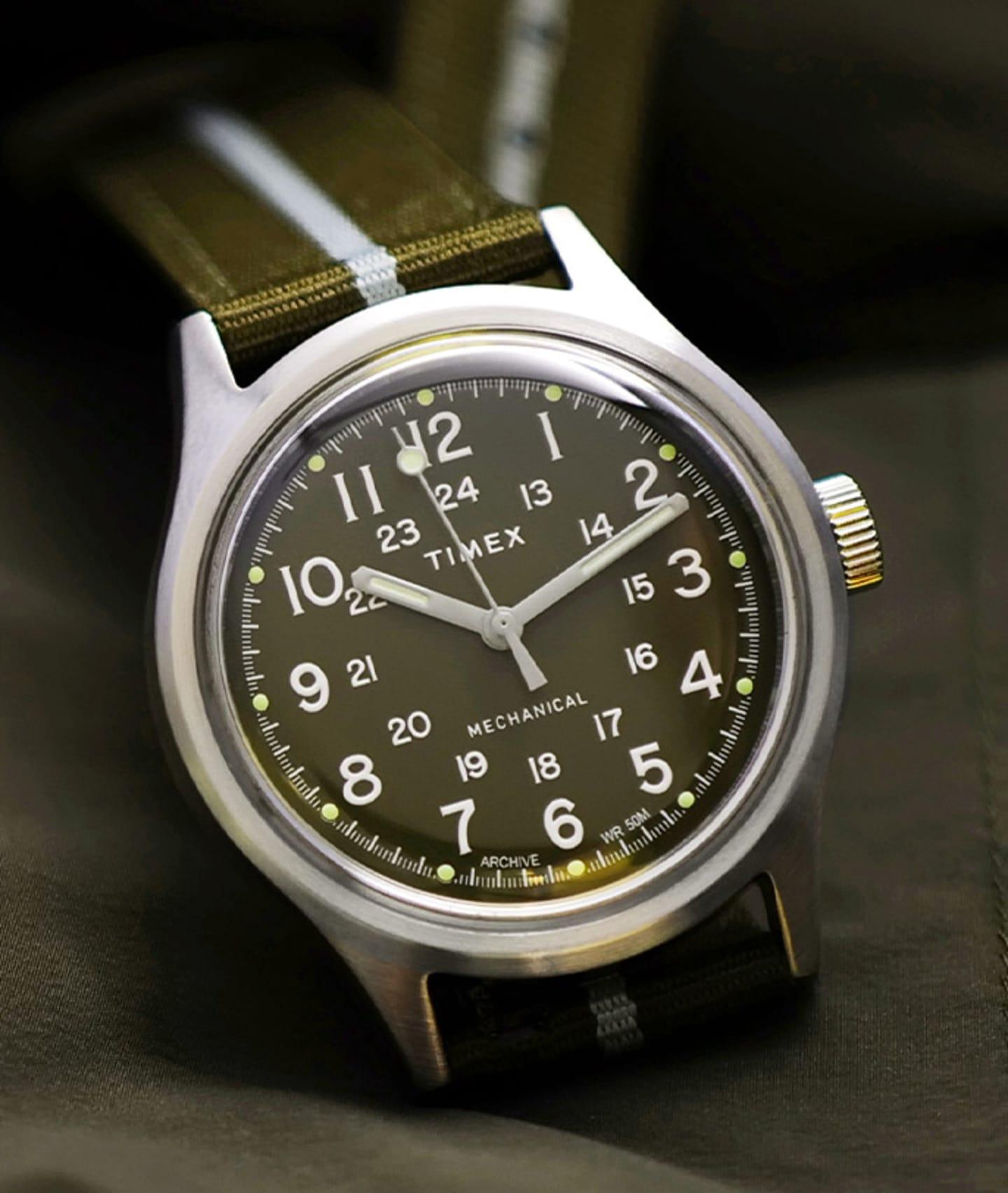 MK1 Mechanical Watch.