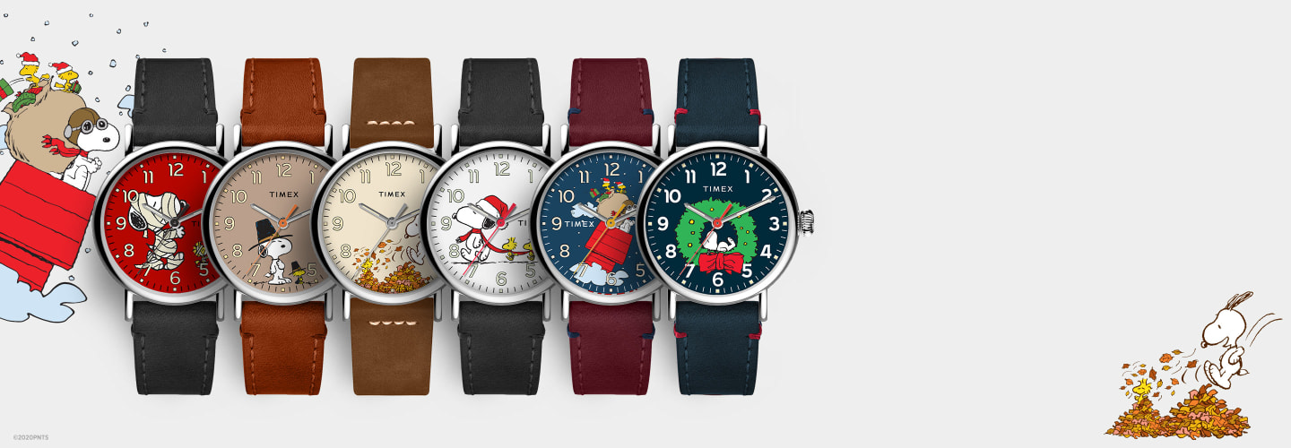 Timex x Peanuts Watch Coming Soon.