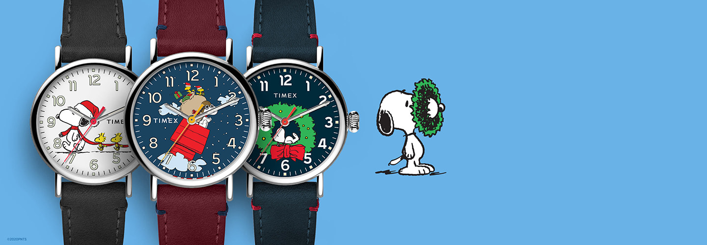 Produkt Timex x Snoopy in Space Mk1
