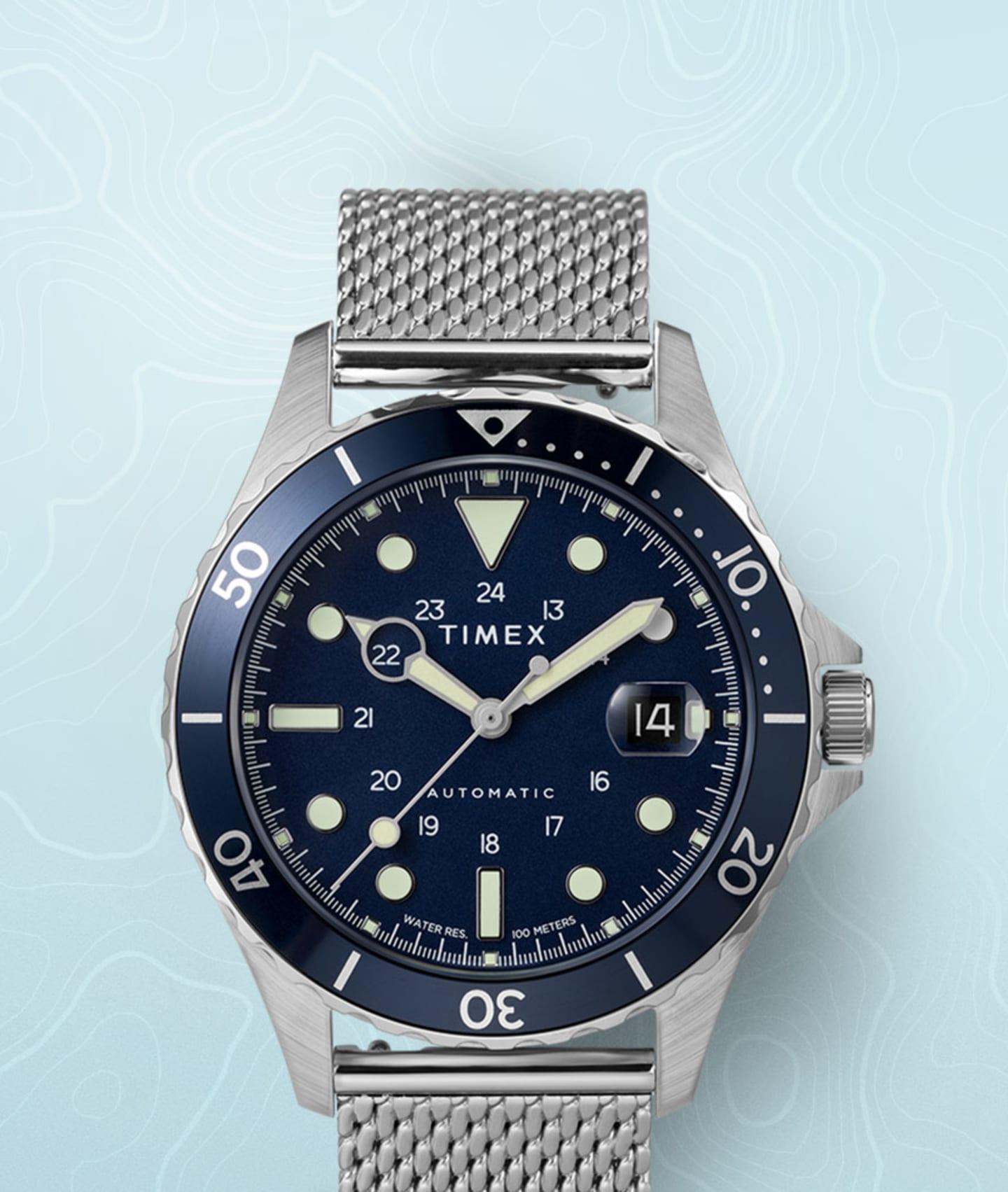 Marlin Automatic Uhr.