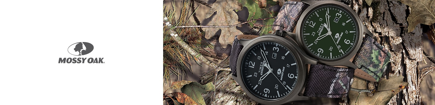 Timex x Mossy Oak Watch