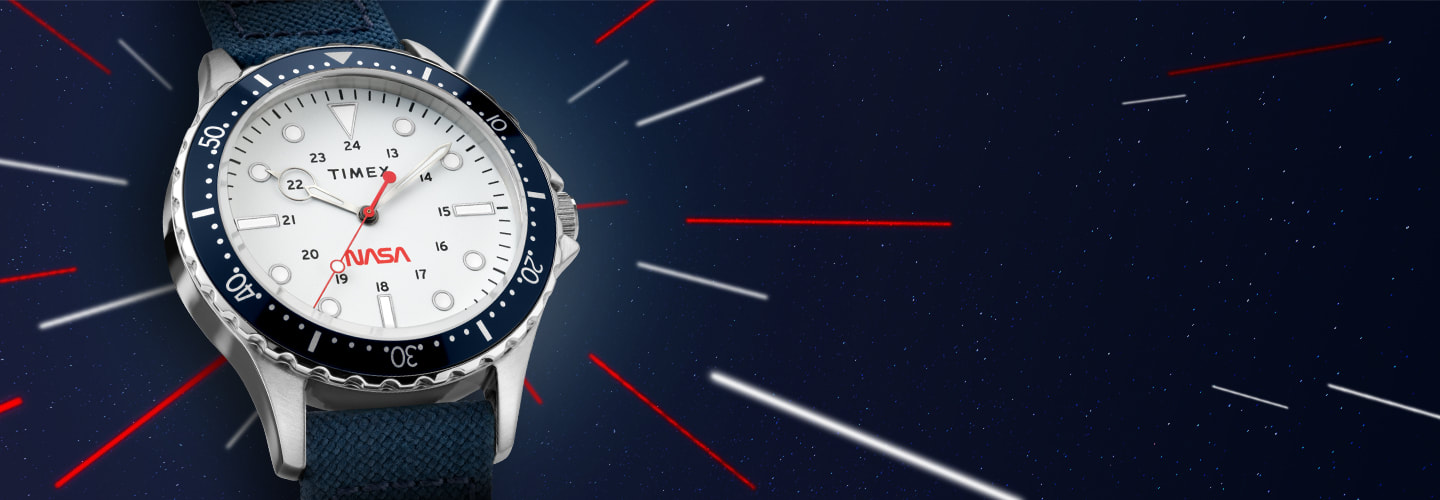 Navi XL NASA Watch.