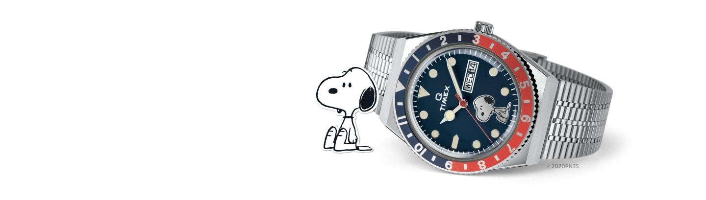 Peanuts 70th Anniversary Watch.