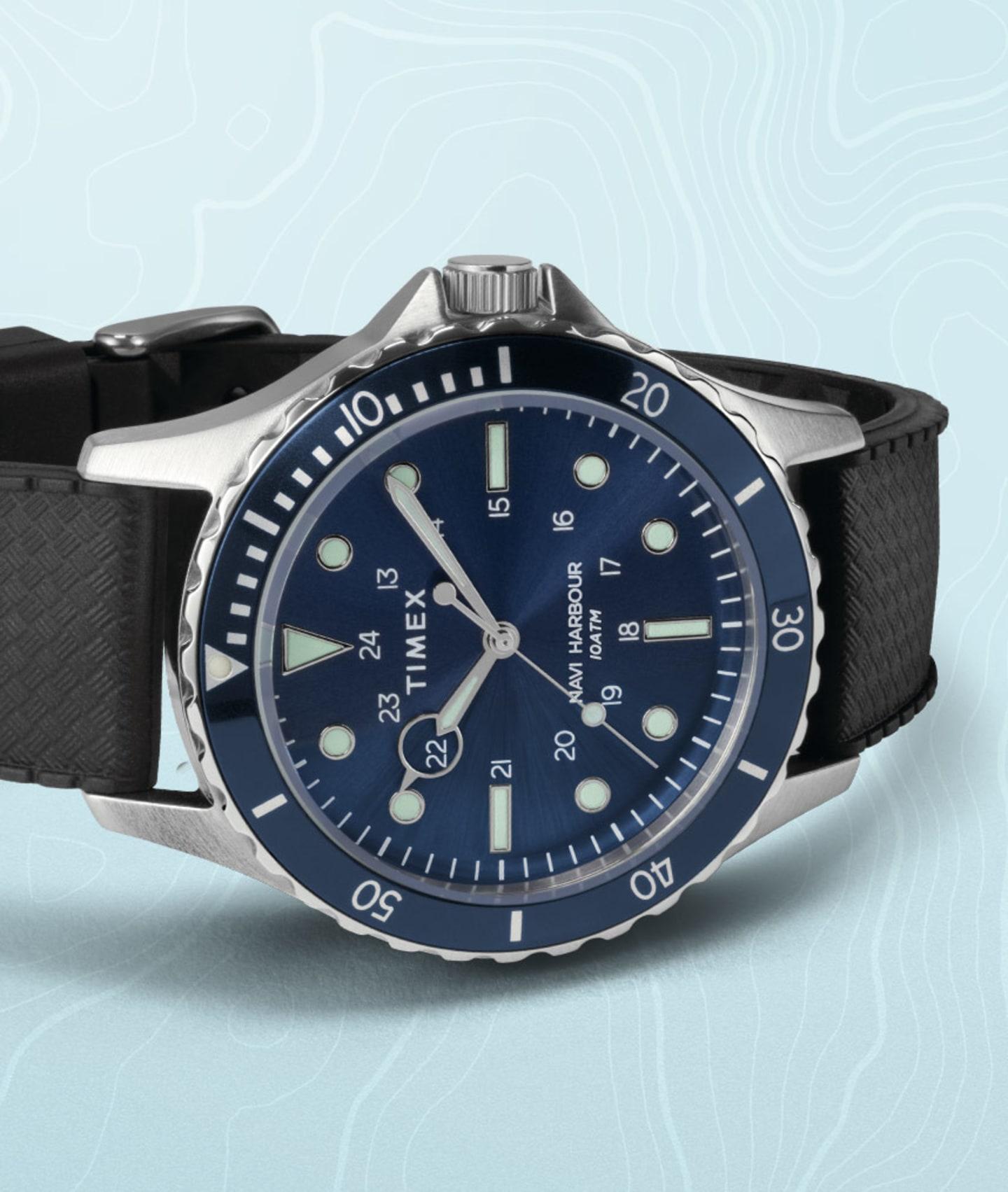 Zegarek Marlin Automatic.
