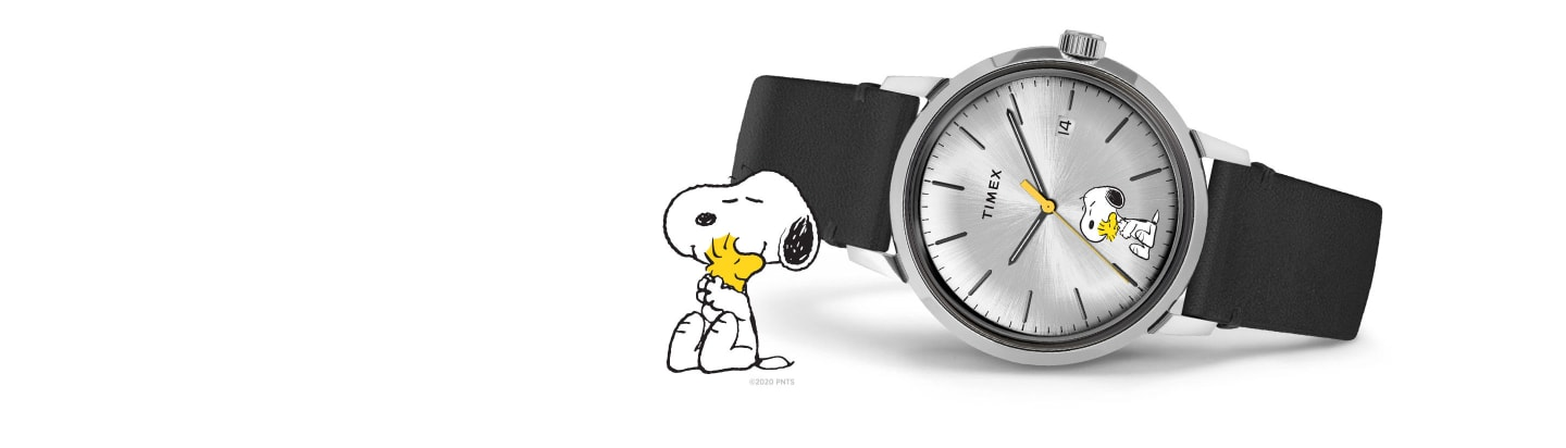 Marlin Snoopy + Woodstock 70th Anniversary Watch.