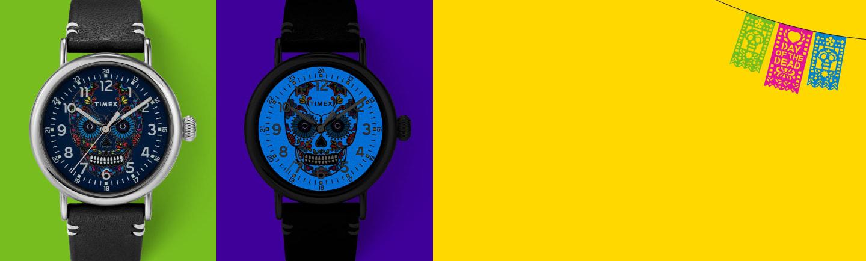 Dia De Los Muertos Watch.