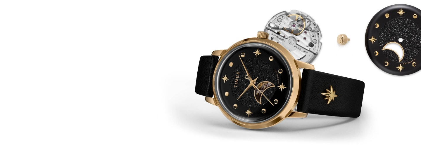 Celestial Opulence Automatic Watch.