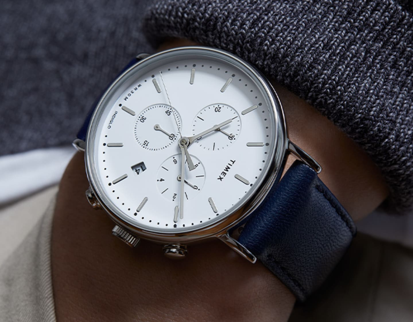 Mens Lifestyle Fairfield Chrono Watch.