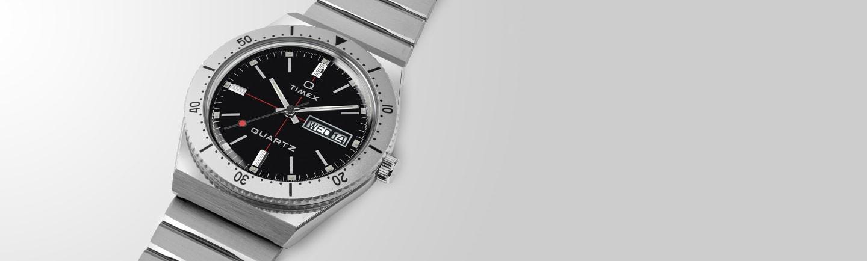 Todd Snyder x Q Timex Watch.