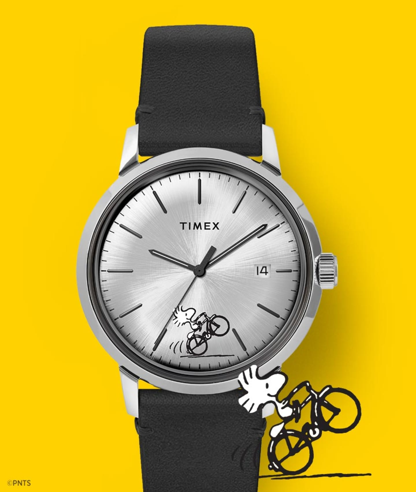 Marlin Snoopy Woodstock Watch.