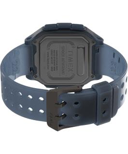 Command-Urban-47mm-Translucent-Resin-Strap-Watch Translucent/Blue large