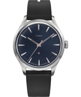 Giorgio-Galli-S1-Automatic-41mm-Soft-Synthetic-Rubber-Strap-Watch Stainless-Steel/Black/Blue large