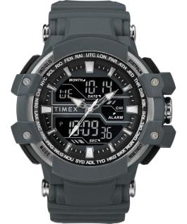 Tactic DGTL 50MM Resin Strap Combo Watch Gray large