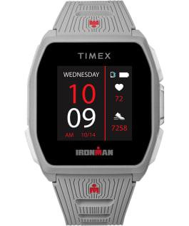 TIMEX IRONMAN R300 GPS Watch Silver-Tone large