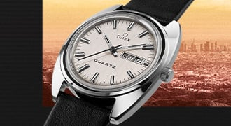 Announcing the Retro & Refined Q Timex Reissue 1978