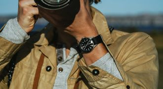 Huckberry Teams Up With Timex for a Retro Dive-Inspired Watch