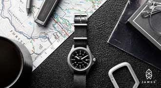 Timex & The James Brand Join Forces