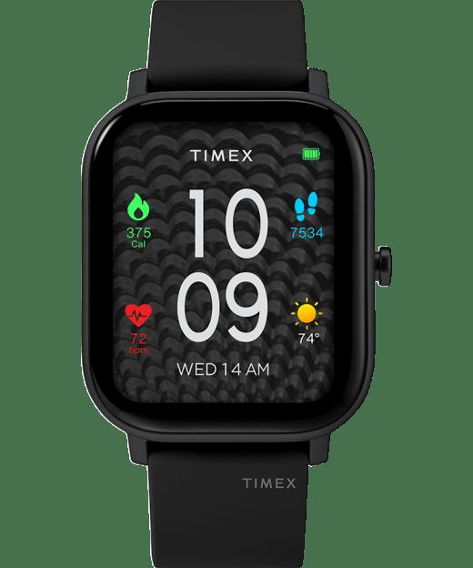 Timex Metropolitan S 36mm Silicone Strap Watch Timex Us