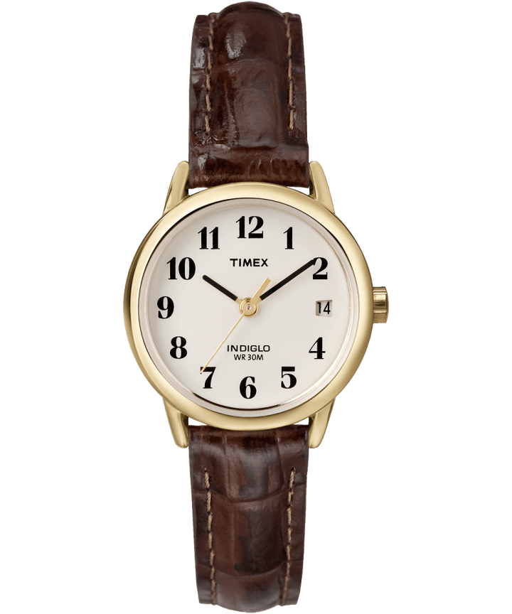 Easy Reader 25mm Leather Watch  large