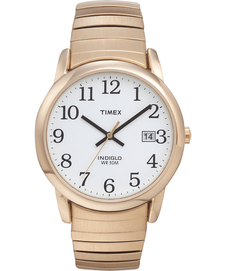 Easy Reader 35mm Stainless Steel Watch with Date  large