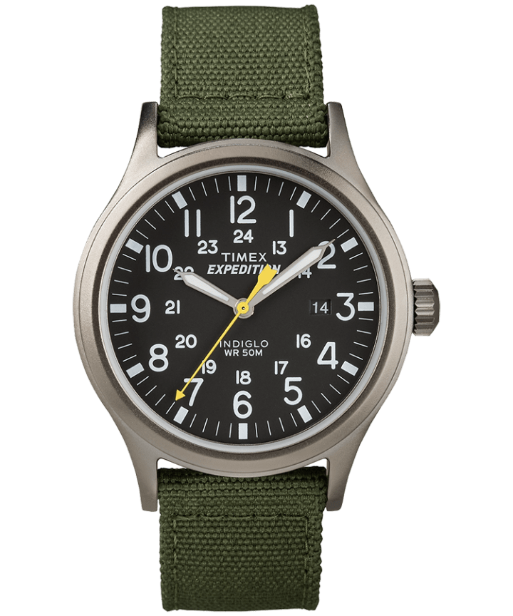 Expedition Scout 40mm Nylon Watch  large