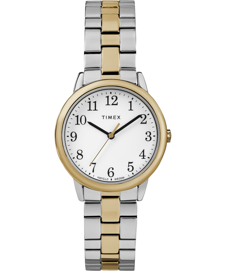 Easy Reader 30mm Stainless Steel Womens Watch  large