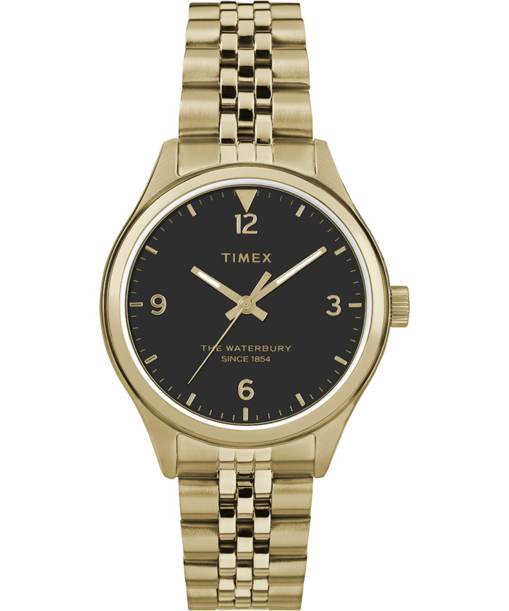 Waterbury Classic 34mm Watch Stainless Steel  large