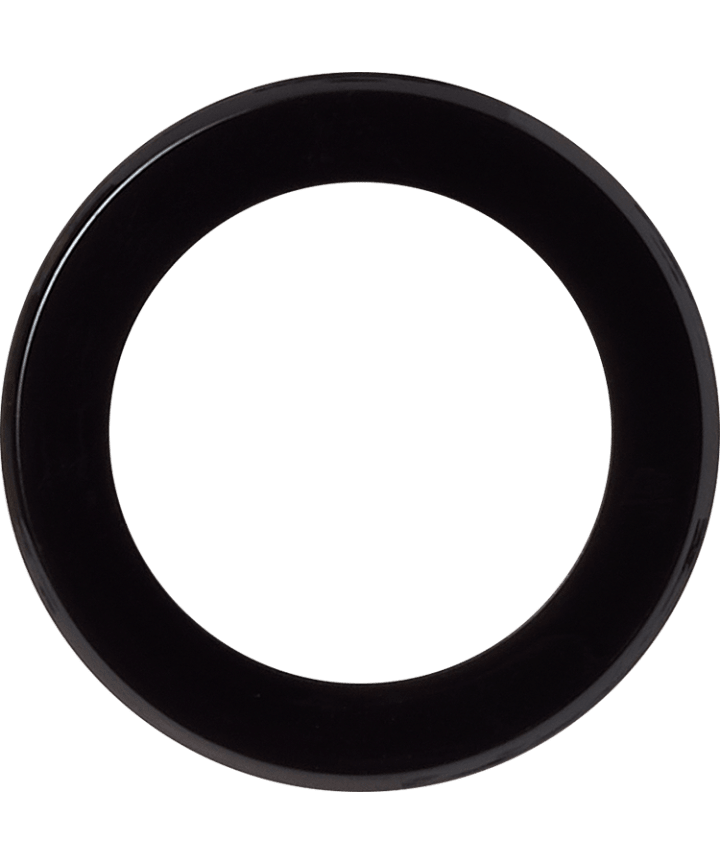 Variety™ 34mm Black Top Ring Black large