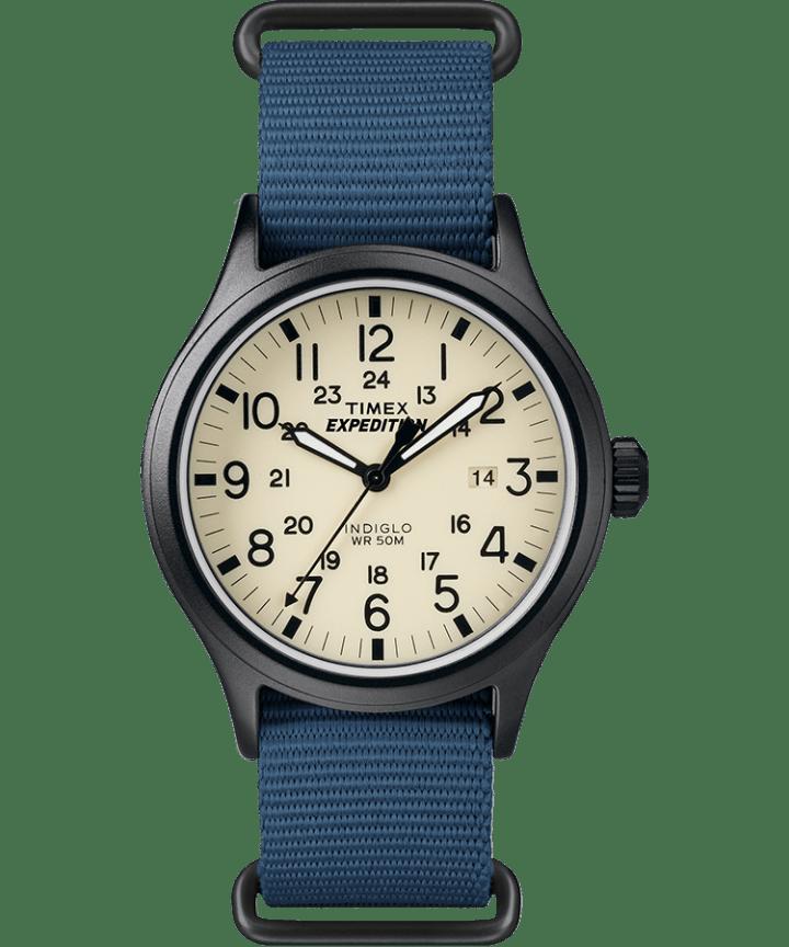 Expedition Scout 40mm Nylon Slip-Thru Strap Watch  large