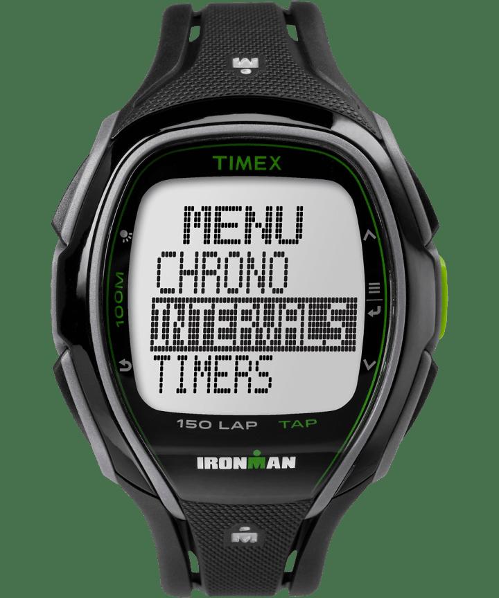IRONMAN Sleek 150 46mm Resin Strap Watch  large