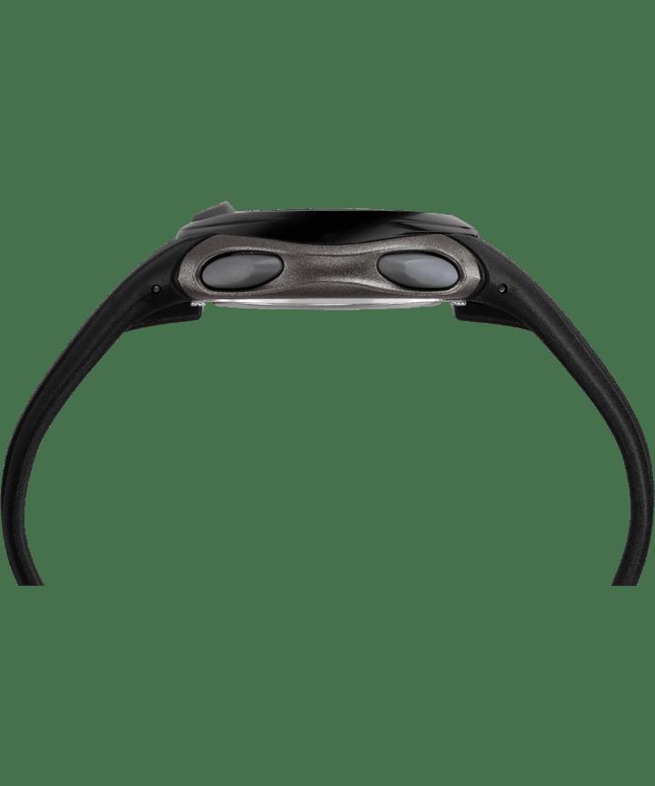 IRONMAN Sleek 30 Mid-Size Resin Strap Watch Gray/Black large