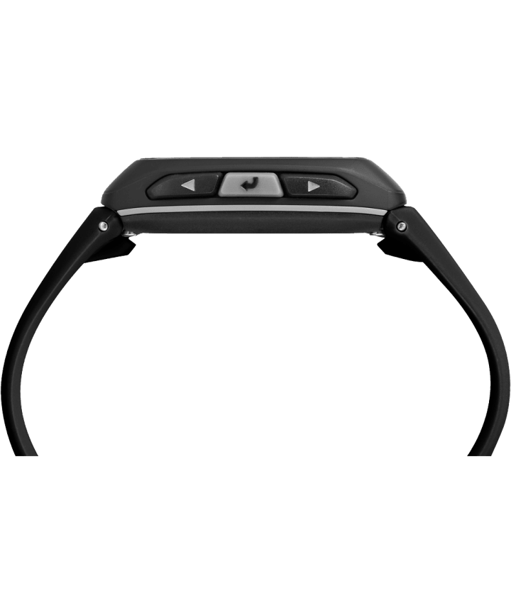 TIMEX IRONMAN GPS, grande, noir/gris