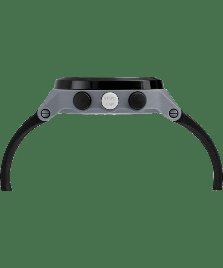 Ironman Transit 40mm Full-Size Resin Strap Watch Black large