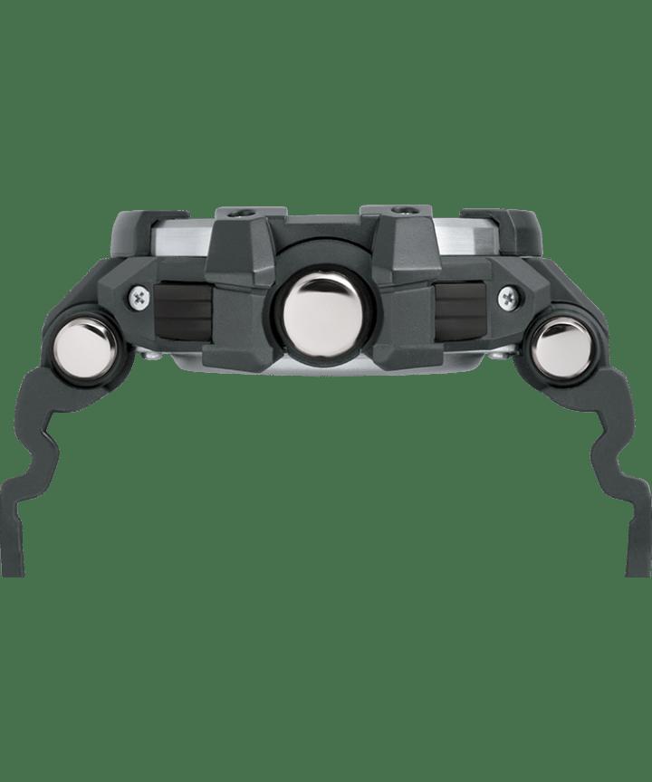 Tactic DGTL™ 53MM Resin Strap Combo Watch Gray large