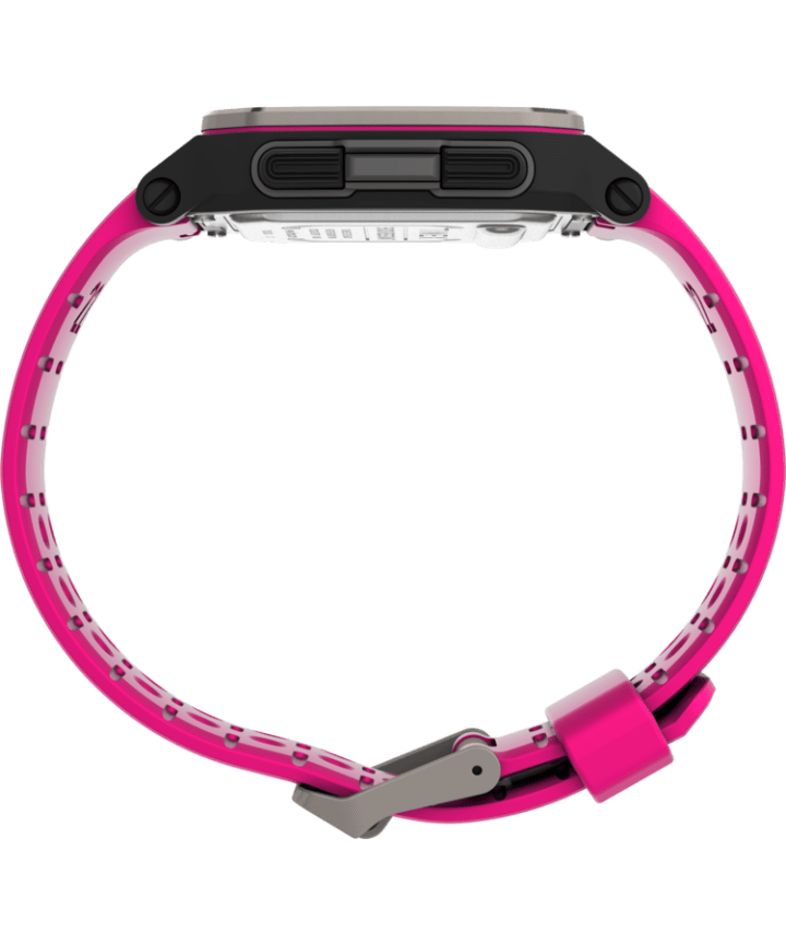 Command Urban™ 47mm Silicone Strap Watch Pink large