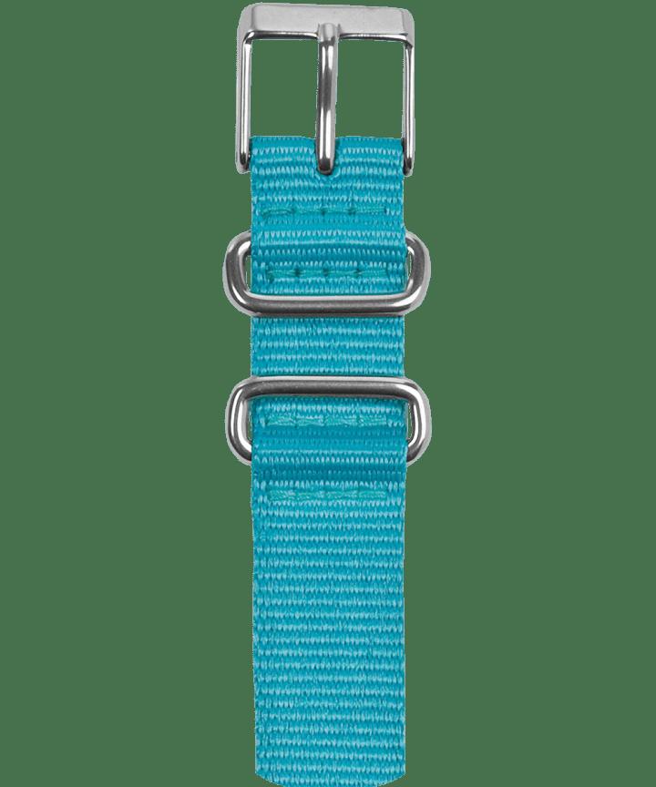 16mm Nylon Slip-Thru Strap Blue large