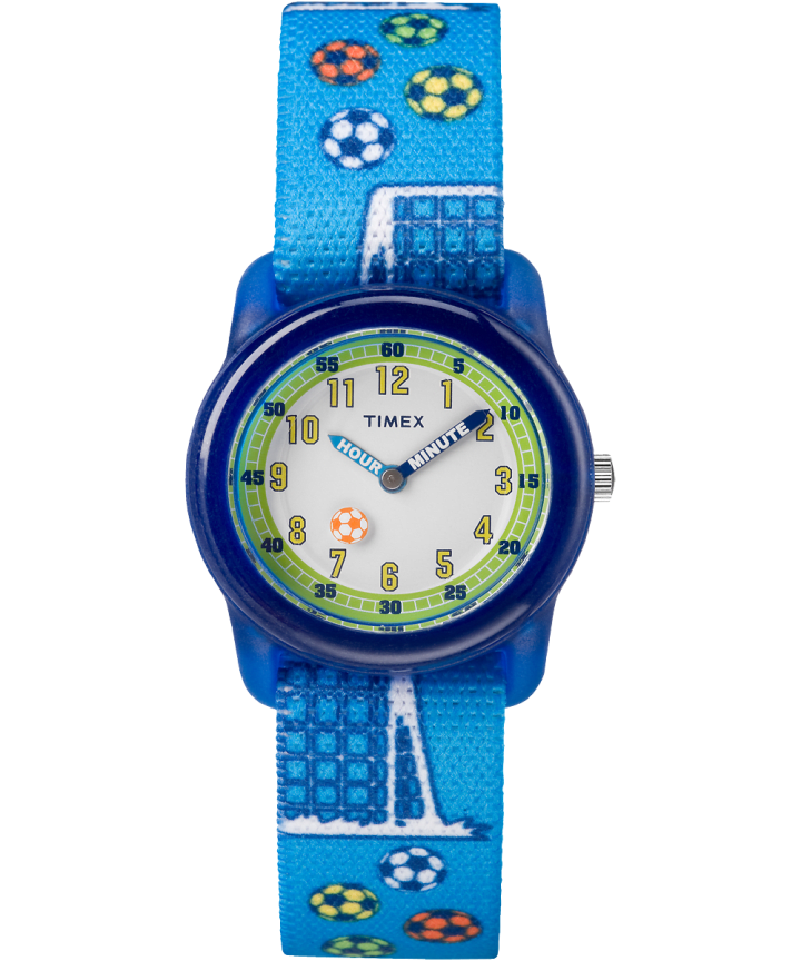 Kids Analog 32mm Nylon Strap Watch 1  large