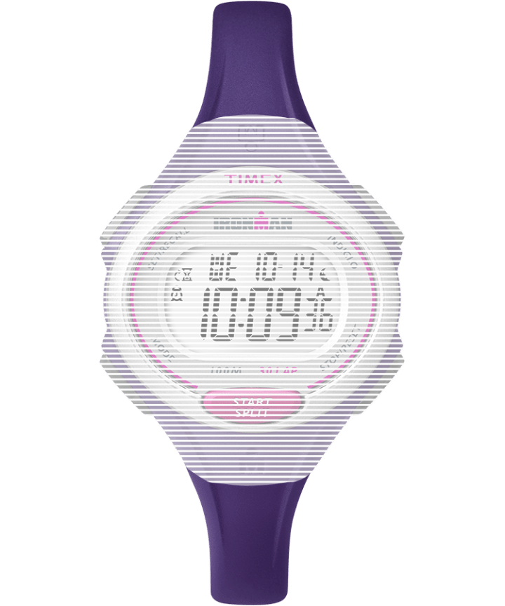 Replacement 12mm Resin Strap for Ironman® Essential 30 Mid-Size Purple large