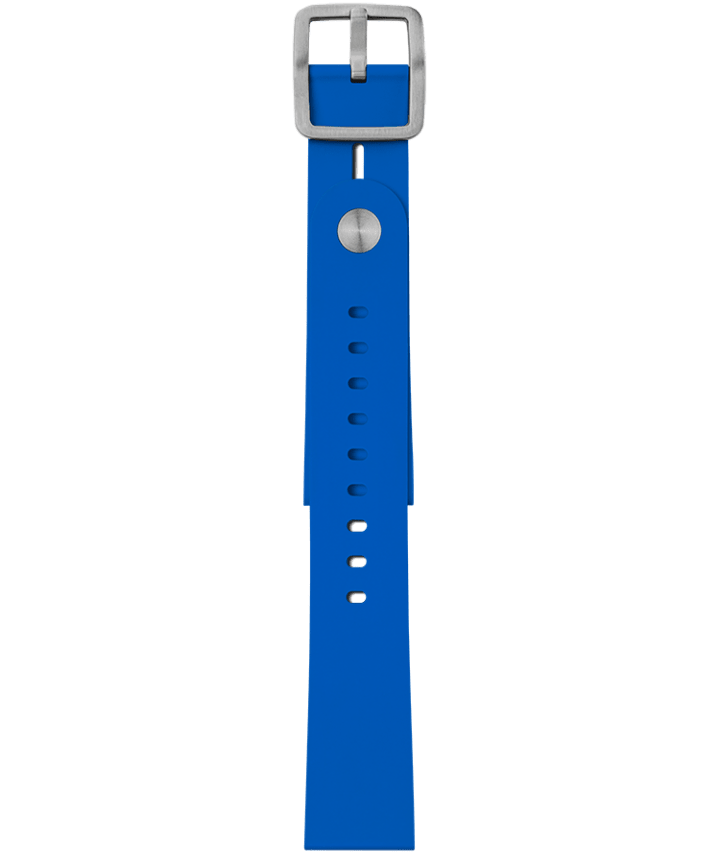 Giorgio Galli S1 Automatic 20mm Soft Synthetic Rubber Strap Blue large