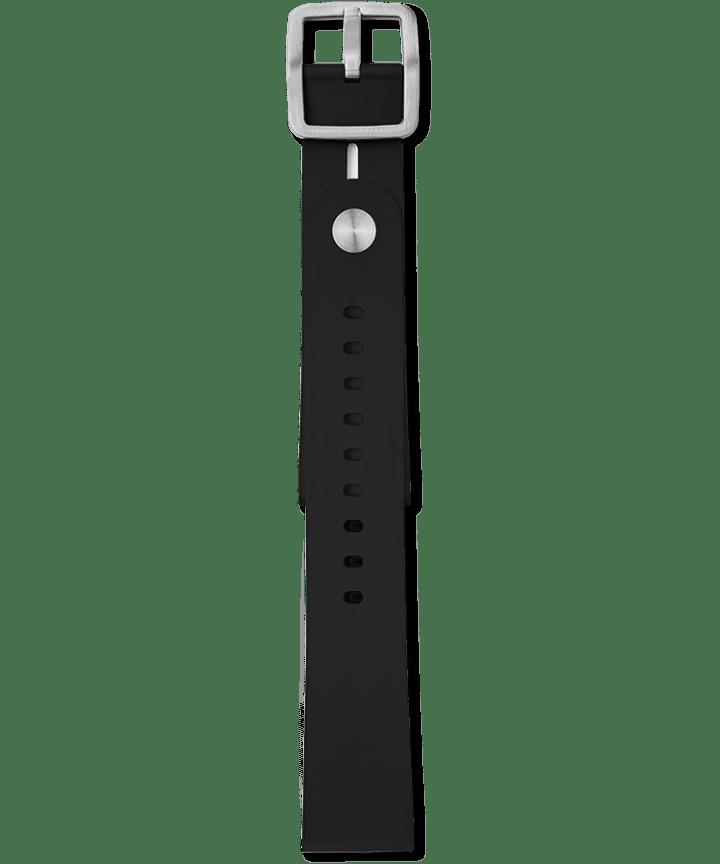 Giorgio Galli S1 Automatic 20mm Soft Synthetic Rubber Strap Black large