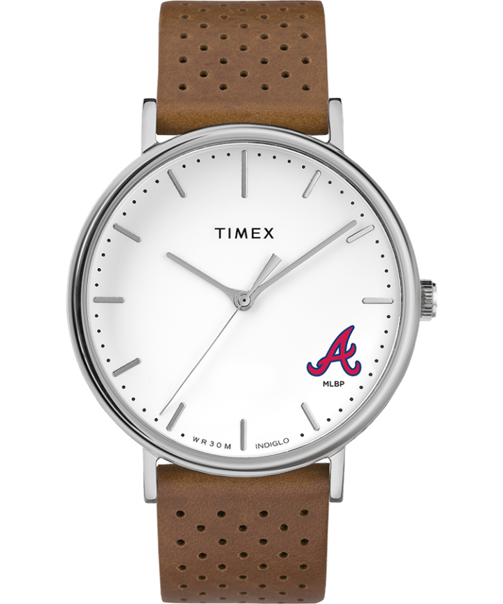Bright Whites Atlanta Braves  large
