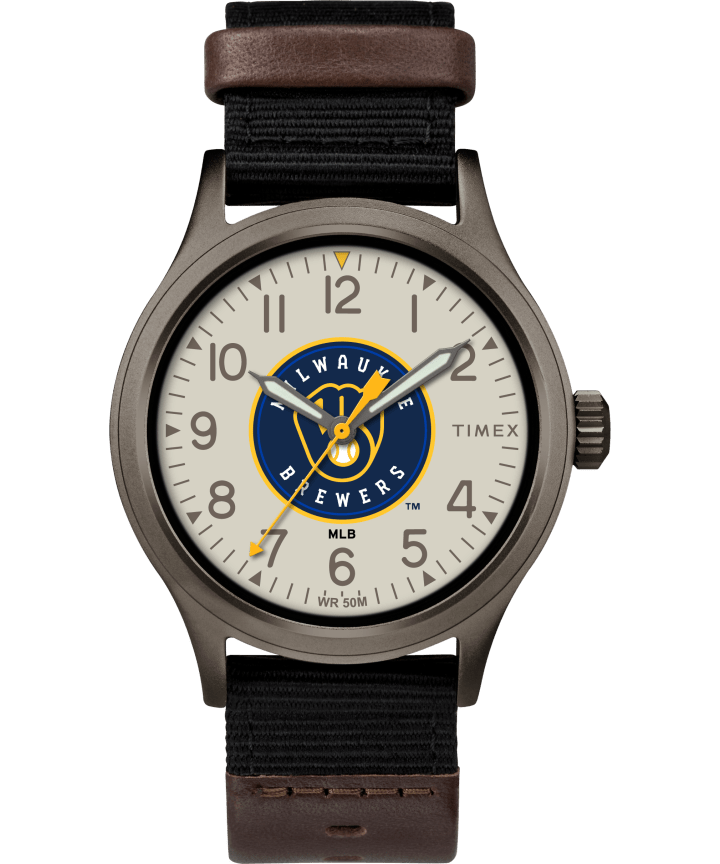 Clutch Milwaukee Brewers  large