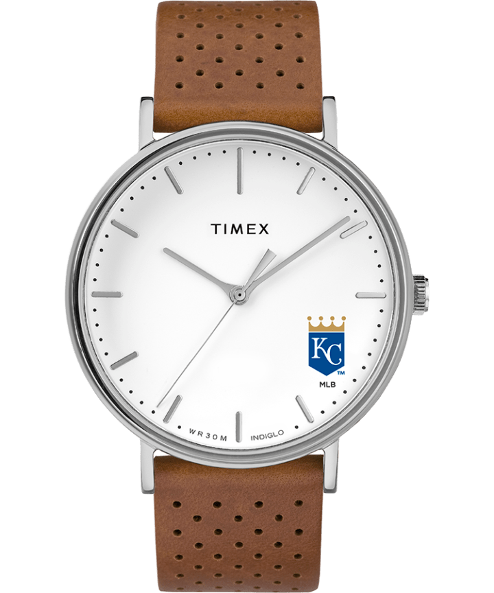 Bright Whites Kansas City Royals  large
