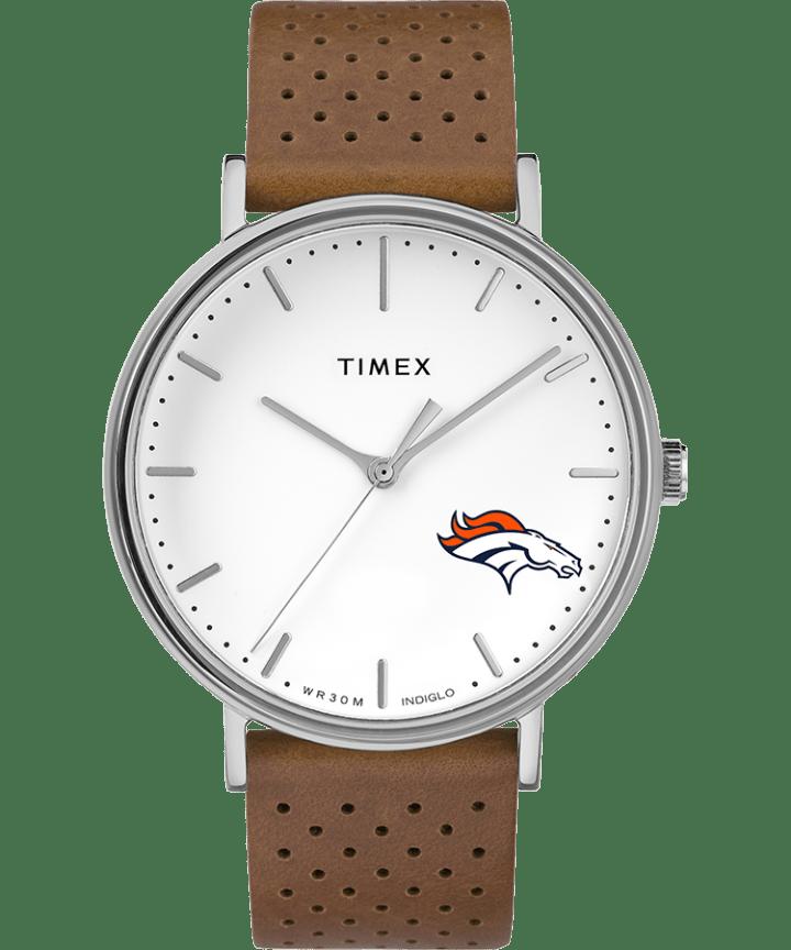 Bright Whites Denver Broncos  large