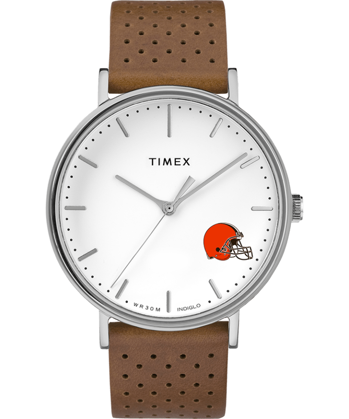 Bright Whites Cleveland Browns  large