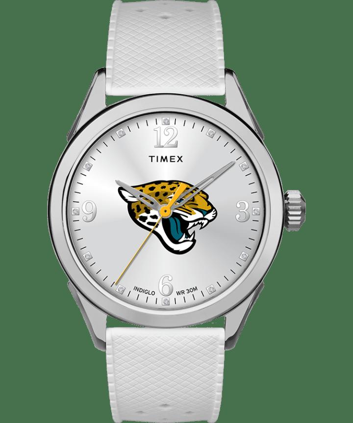 Athena White Jacksonville Jaguars  large