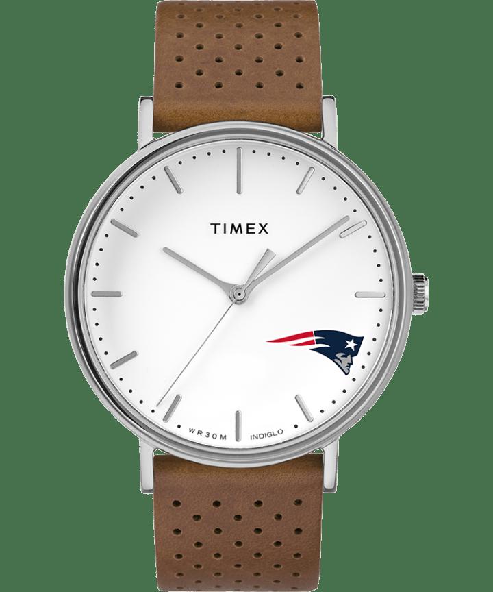 Bright Whites New England Patriots  large