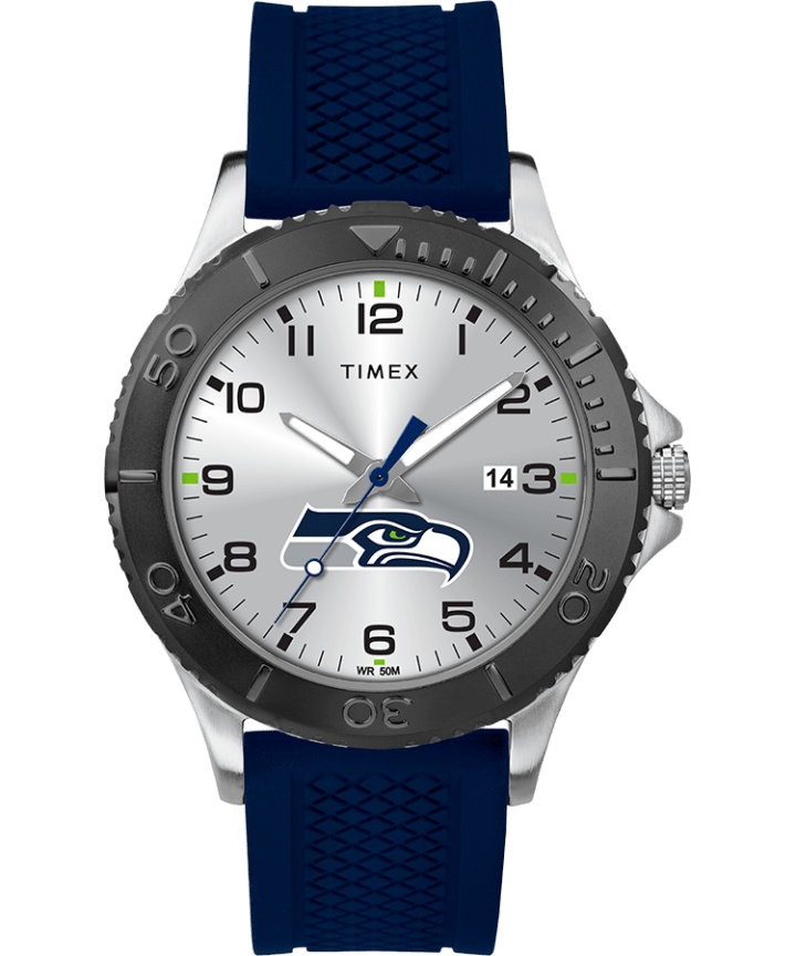 Gamer Navy Seattle Seahawks  large
