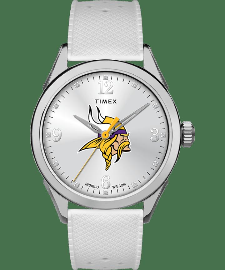 Athena White Minnesota Vikings  large