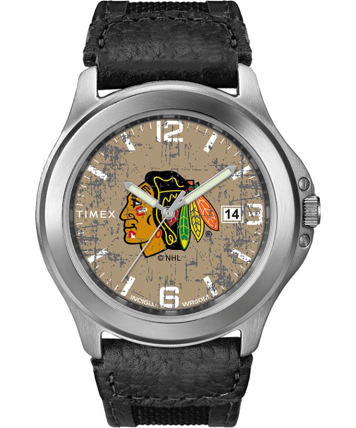 Old School Chicago Blackhawks grande